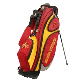 Iowa State Cyclones GridIron Stand Golf Bag
