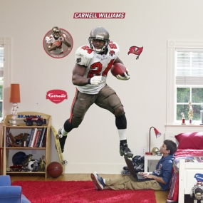 Carnell Williams Fathead