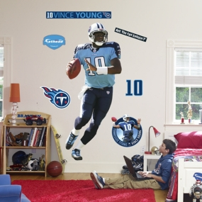 Vince Young Playmaker Fathead