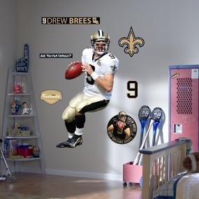 Drew Brees Fathead