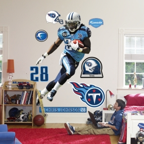 Chris Johnson Fathead