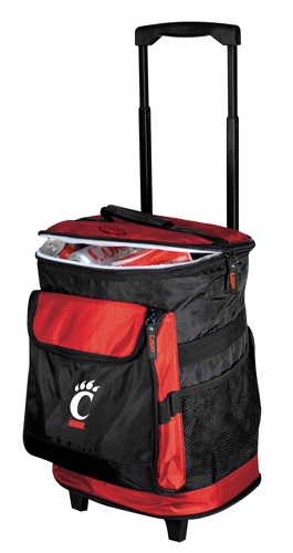 Cincinnati Bearcats Rolling Cooler