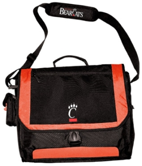 Cincinnati Bearcats Commuter Bag
