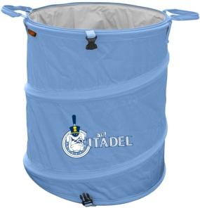 Citadel Bulldogs Trash Can Cooler