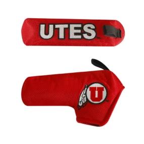 Utah Utes Blade Putter Cover
