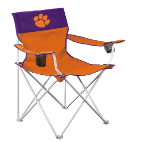 Clemson Tigers Big Boy Tailgating Chair