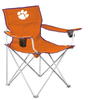 Clemson Tigers Deluxe Chair