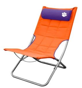Clemson Tigers Lounger Chair
