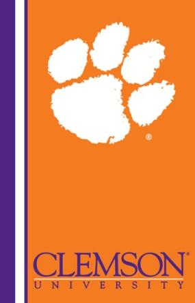 Clemson Tigers Ultra Soft Blanket