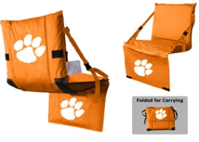 Clemson Tigers Tri-Fold Stadium Seat