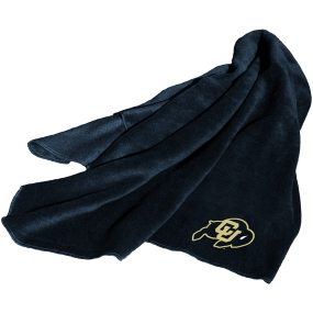 Colorado Buffaloes Fleece Throw Blanket