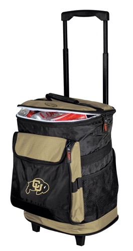 Colorado Buffaloes Rolling Cooler