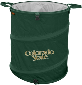 Colorado State Rams Trash Can Cooler