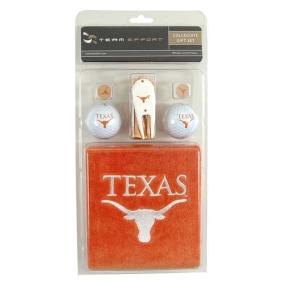 Texas Longhorns Golf Gift Set