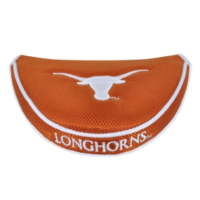 Texas Longhorns Mallet Putter Cover