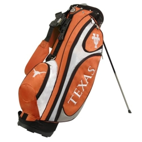 Texas Longhorns GridIron Stand Golf Bag
