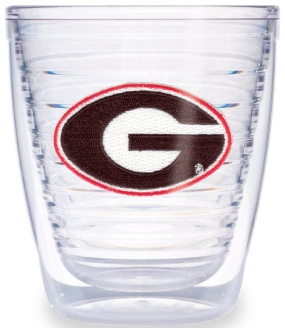 Georgia Bulldogs 12 Ounce Tumbler Set