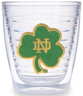 Notre Dame Fighting Irish 12 Ounce Tumbler Set