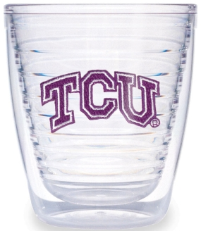 TCU Horned Frogs 12 Ounce Tumbler Set