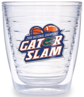 Florida Gators 12 Ounce Tumbler Set