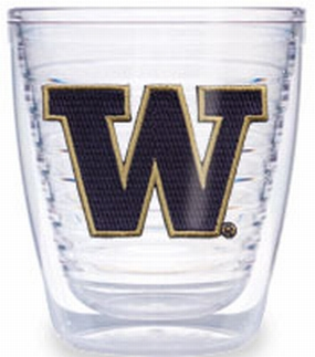 Washington Huskies 12 Ounce Tumbler Set