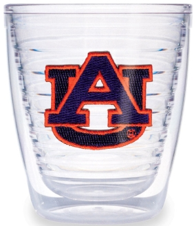 Auburn Tigers 12 Ounce Tumbler Set