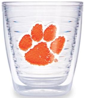 Clemson Tigers 12 Ounce Tumbler Set