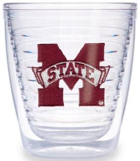 Mississippi State Bulldogs 12 Ounce Tumbler Set