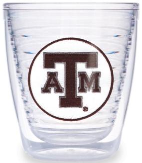 Texas A&M Aggies 12 Ounce Tumbler Set