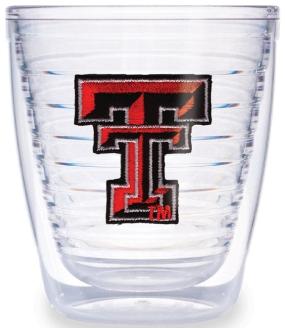 Texas Tech Red Raiders 12 Ounce Tumbler Set