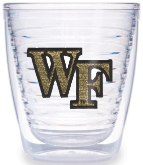 Wake Forest Demon Deacons 12 Ounce Tumbler Set