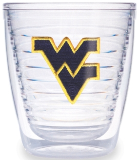 West Virginia Mountaineers 12 Ounce Tumbler Set
