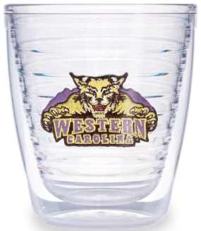 Western Carolina Catamount 12 Ounce Tumbler Set