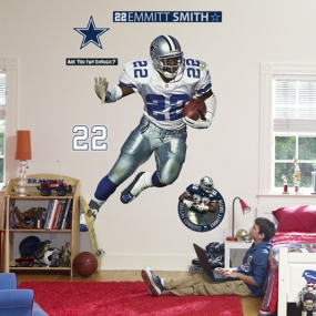 Emmitt Smith - Record Breaker Fathead