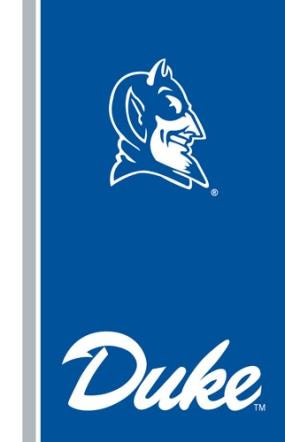 Duke Blue Devils Ultra Soft Blanket