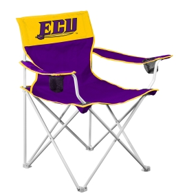 East Carolina Pirates Big Boy Tailgating Chair