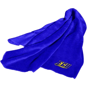 East Carolina Pirates Fleece Throw Blanket