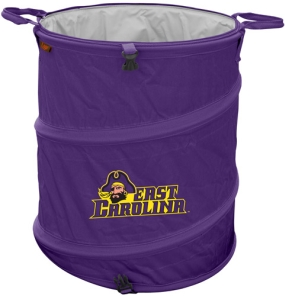 East Carolina Pirates Trash Can Cooler