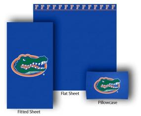 Florida Gators Full-Queen Size Sheet Set