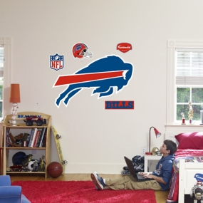 Buffalo Bills Logo Fathead