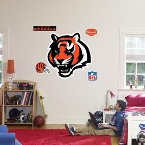 Cincinnati Bengals Logo Fathead