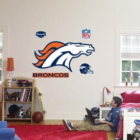 Denver Broncos Logo Fathead
