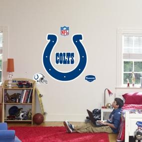 Indianapolis Colts Logo Fathead