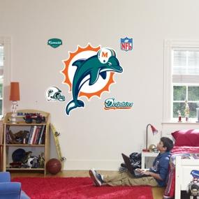 Miami Dolphins Logo Fathead