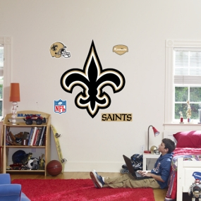 New Orleans Saints Logo Fathead