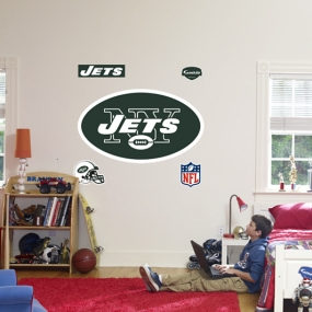 New York Jets Logo Fathead
