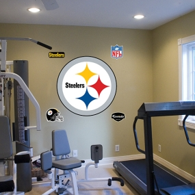 Pittsburgh Steelers Logo Fathead
