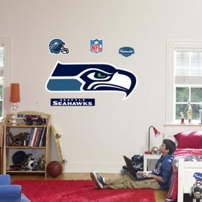 Seattle Seahawks Logo Fathead