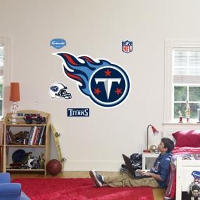 Tennessee Titans Logo Fathead