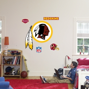 Washington Redskins Logo Fathead